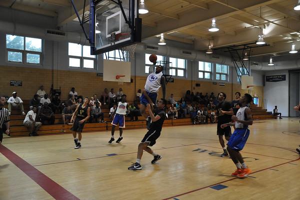 BSN Summer League Basketball: DeMatha vs. Good Counsel 2015