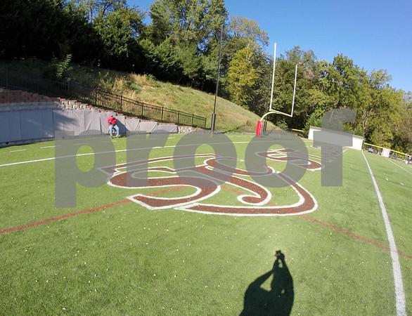 St. Johns (DC) vs. St. Mary's Ryken (MD) boys varsity football 10.10.15