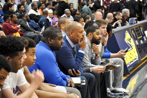 DeMatha (MD) vs. Good Counsel (MD) varsity basketball 02.22.15