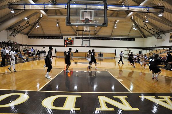 Landon (MD) vs. Episcopal (VA) varsity basketball 01.28.15