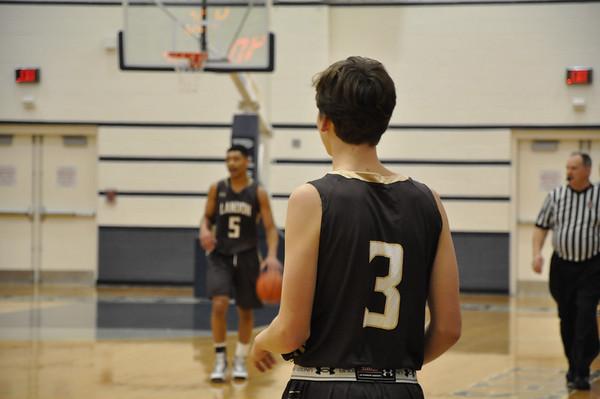 Landon (MD) vs. Georgetown Prep (MD) varsity basketball 01.30.15