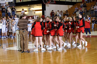 Perry County Central varsity cheerleaders take 1st place in the WYMT Classic cheerleading competition