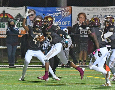 Paint Branch vs Sherwood Varsity Football