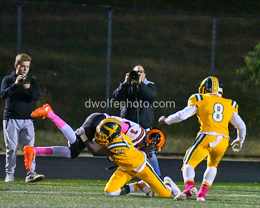 Rockville at Seneca Varsity Football