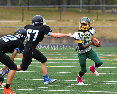 20191026 Seneca Valley at Whitman JV Football