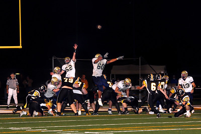 Extra Point - This photo appeared in the Hazard Herald