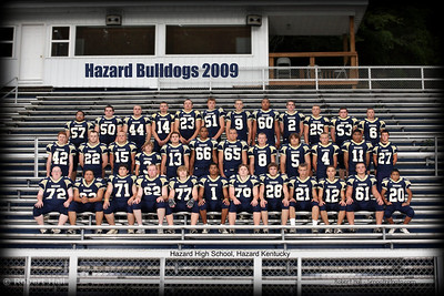 The Hazard Bulldogs