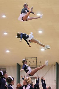 Basket Toss