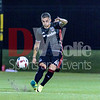 DC United forward Andrea Mancini