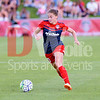 Estefania Banini, forward for the Washington Spirit.