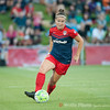 Washington Spirit Midfielder Christine Narin.