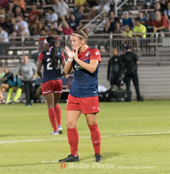 Christine Nairn after sending her penalty kick wide right of the frame.