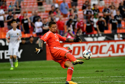 DC United vs. Real Salt Lake