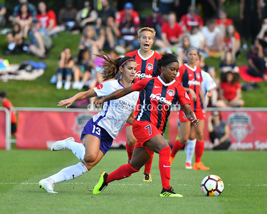 Washington Spirit vs Orlando Pride
