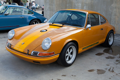 Singer Vehicle Design Porsche 911
