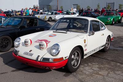 Nicolas Hunziker's 1968 Porsche 911 T SP