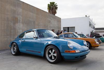 Singer Vehicle Design Porsche 911