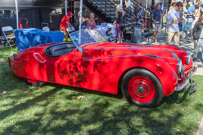 1951 Jaguar XK120 Roadster
