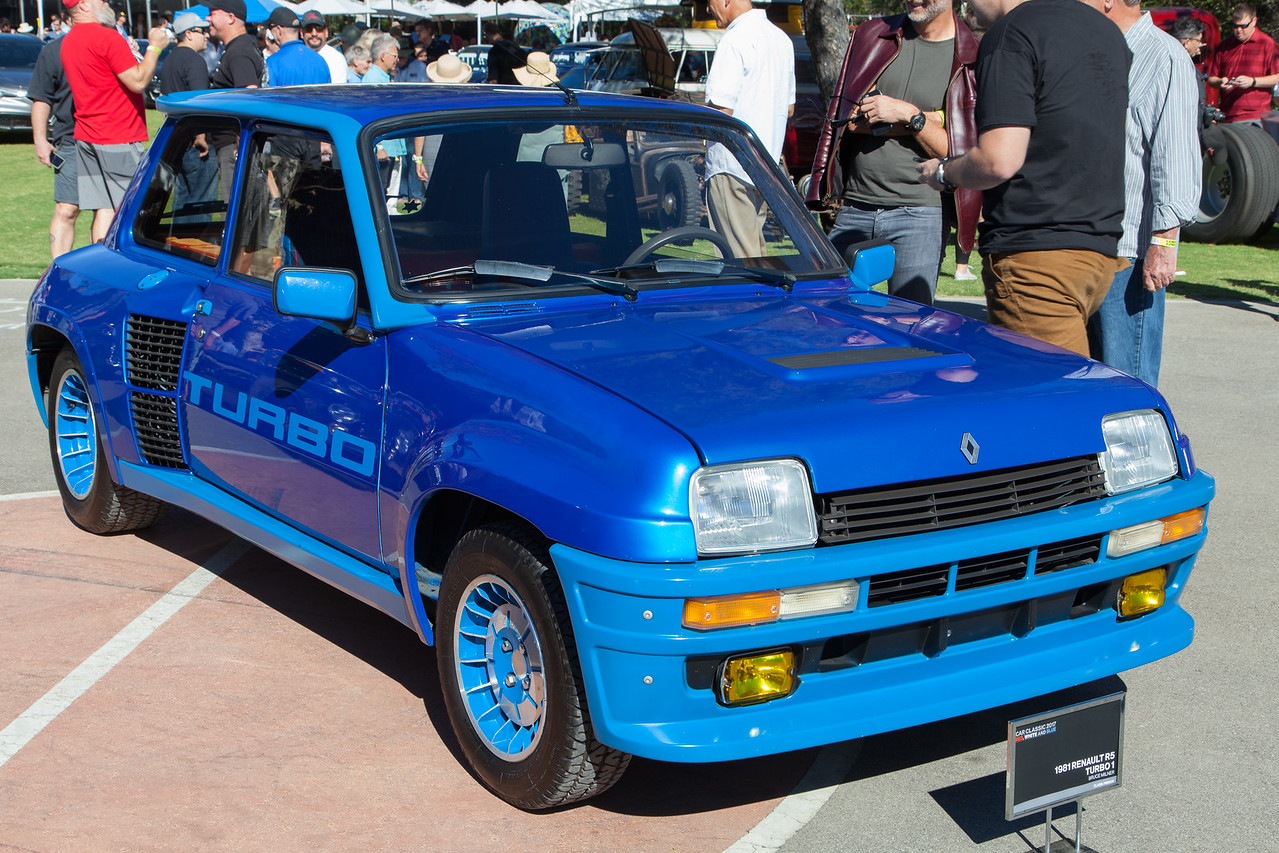 1981 Renault R5 Turbo 1
