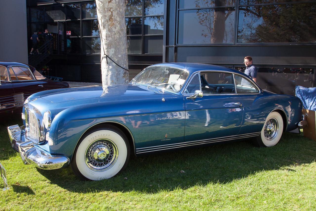 1954 Chrysler Ghia GS-1 Coupe