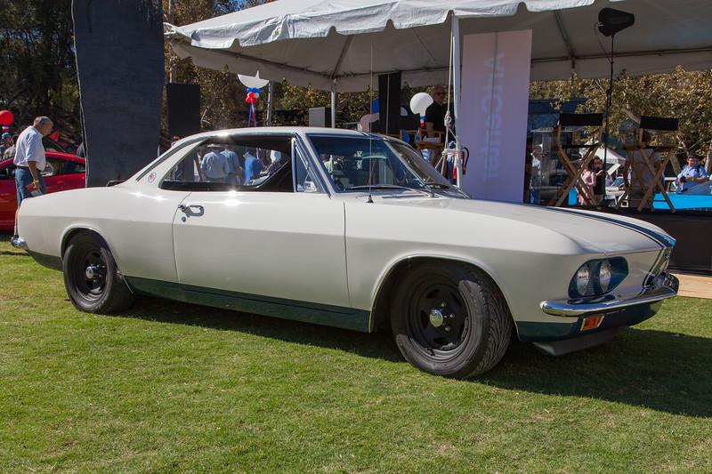 Jay Leno's 1966 Chevrolet Corvair Yenko Stinger