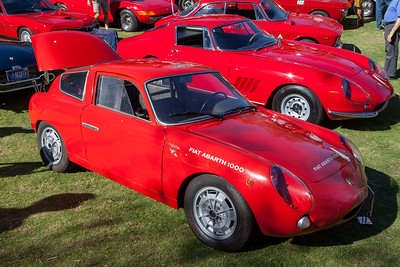 1962 Fiat/Abarth 1000 Coupe
