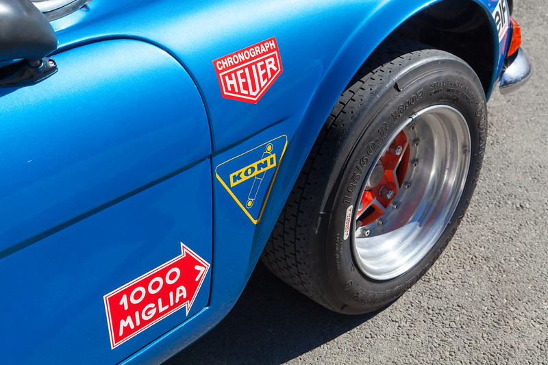 1976 Renault Alpine A110B