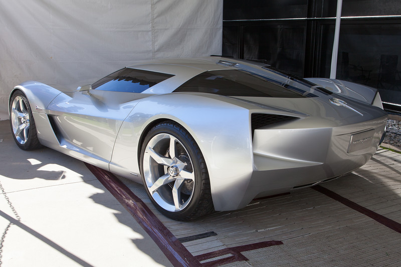 2009 Chevrolet Corvette Stingray Concept - GM Heritage Center