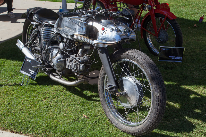 1973 Aermacchi 350 Sprint