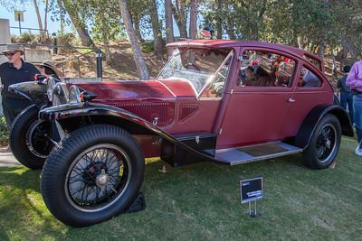 1927 Lancia Lambda 7th Series Airway