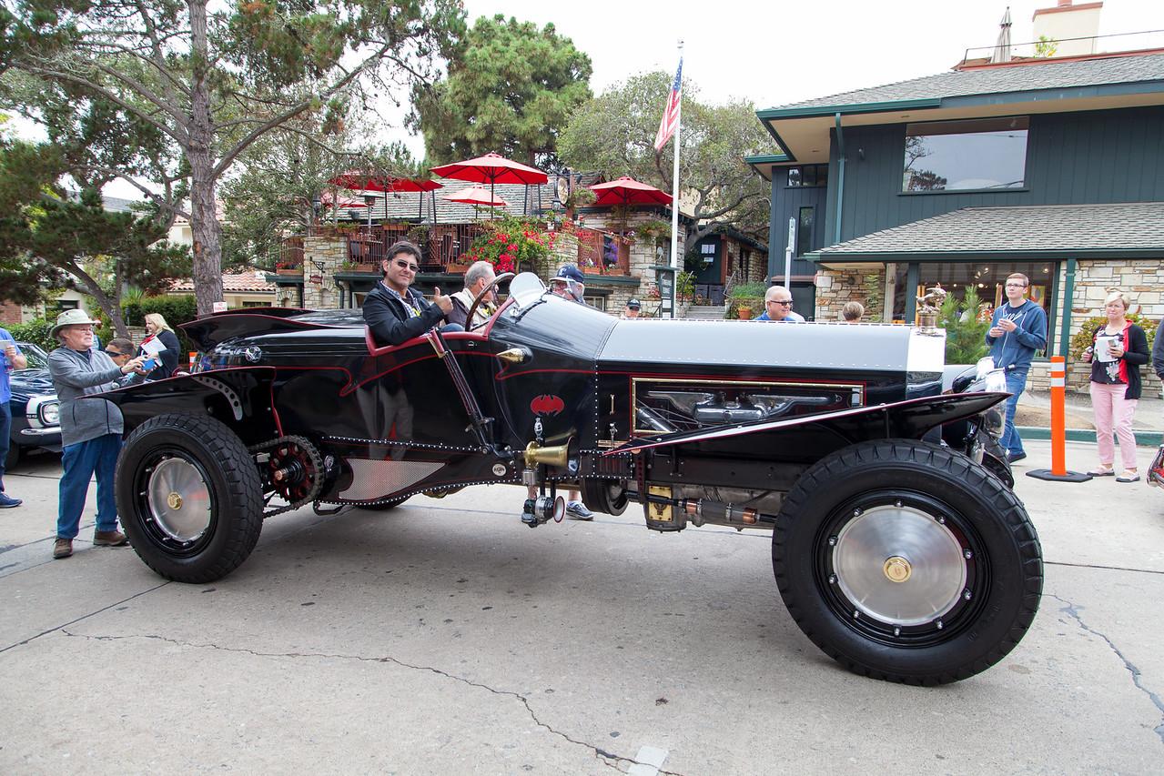 Batman's new ride.