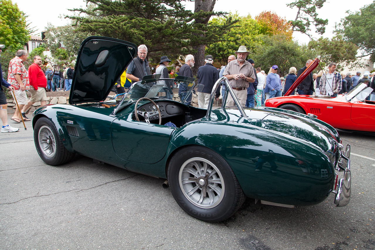 Richard Avelar - 1965 Shelby Cobra 427