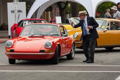 Bob Smith - 1973 Porsche 911 T