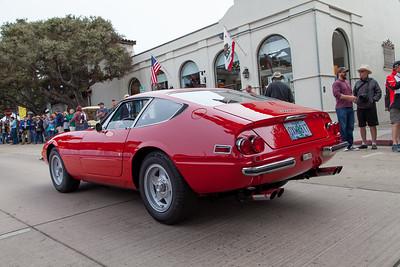 Alan Cavey - 1972 Ferrari 365 GTB/4 Daytona