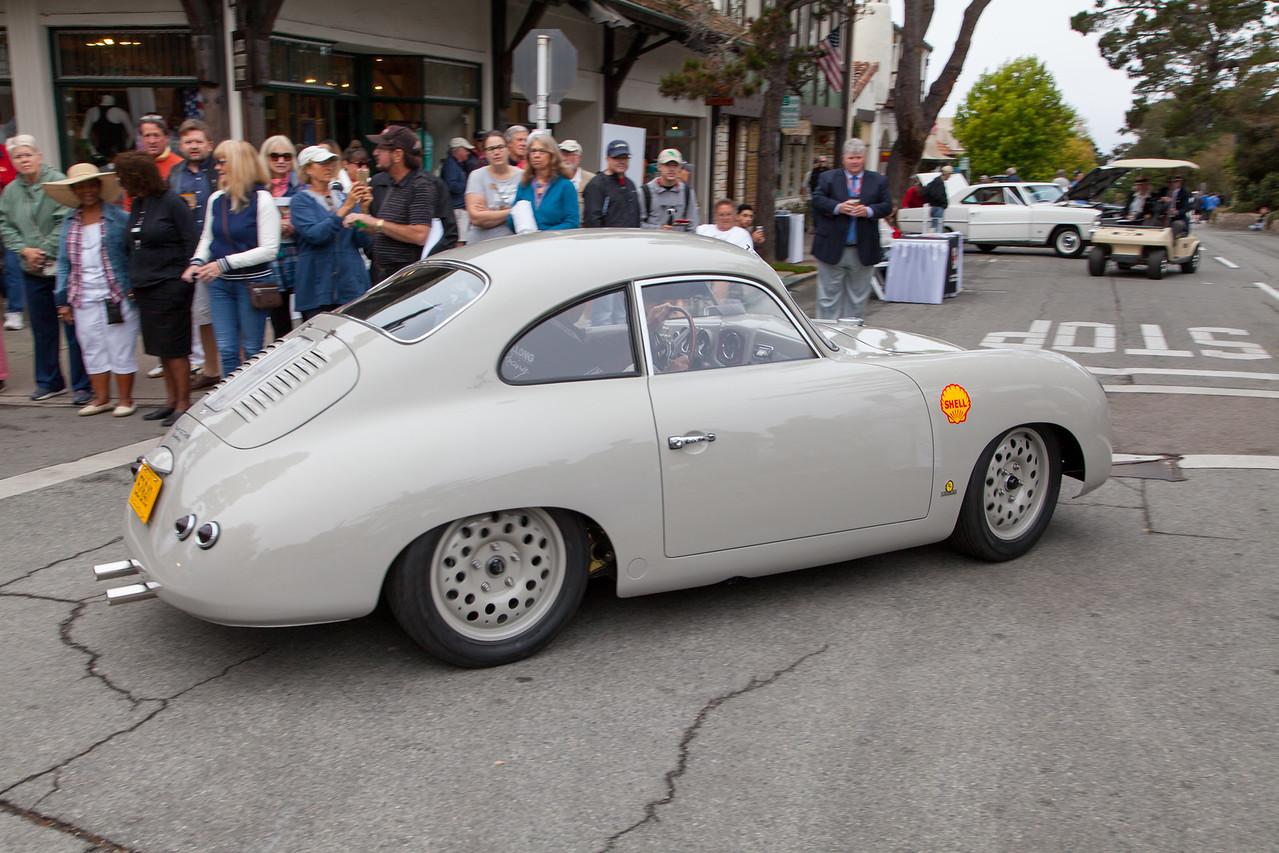Fred Veitch - 1953 Porsche 356 Outlaw