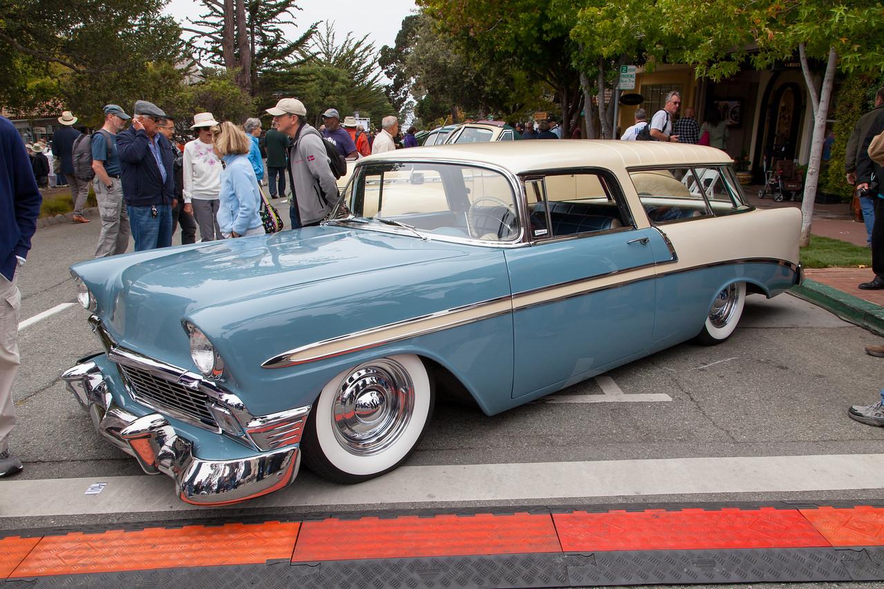 Henry Gong - 1956 Chevrolet Bel Air Nomad