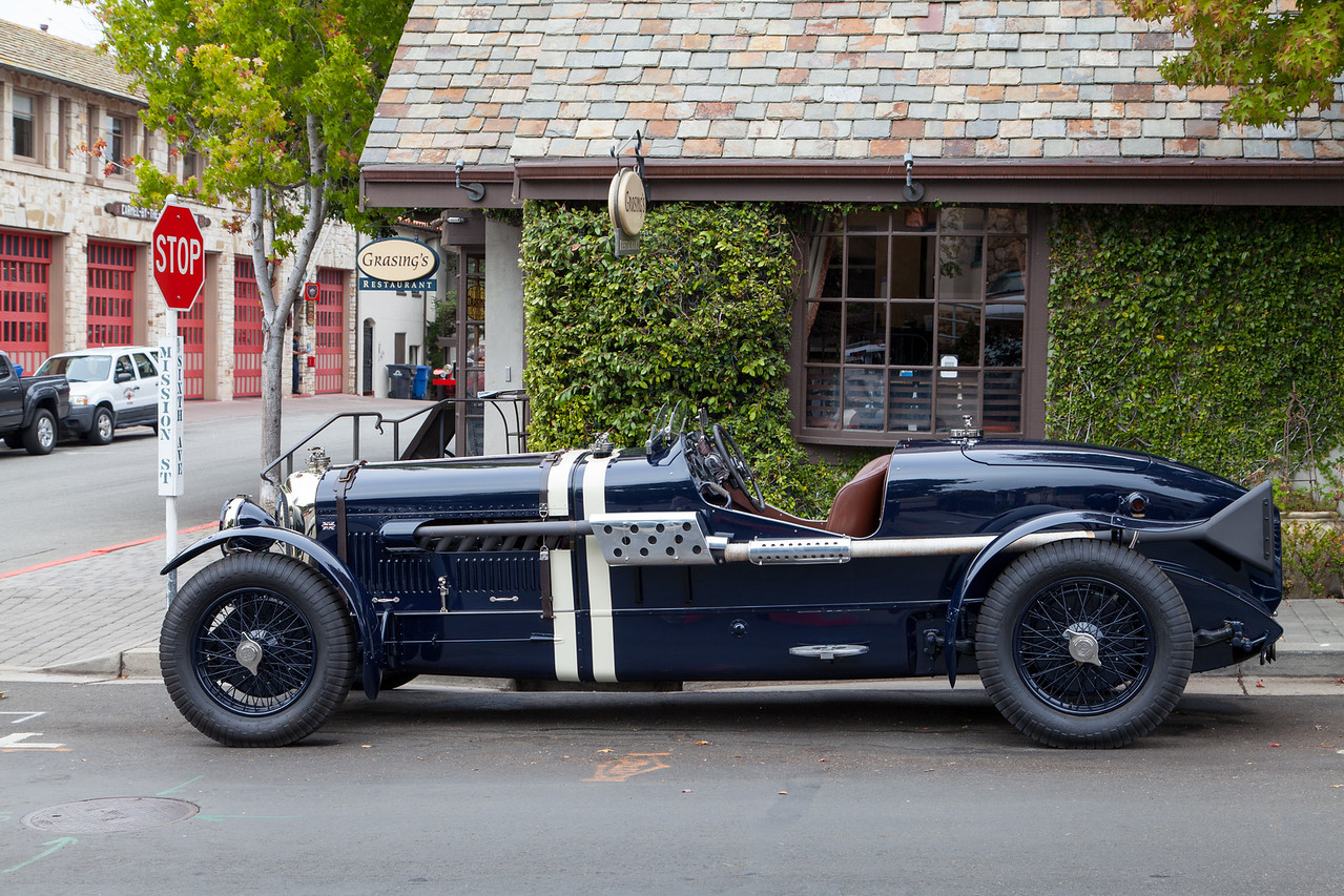 Bentley Racer on Mission & Sixth