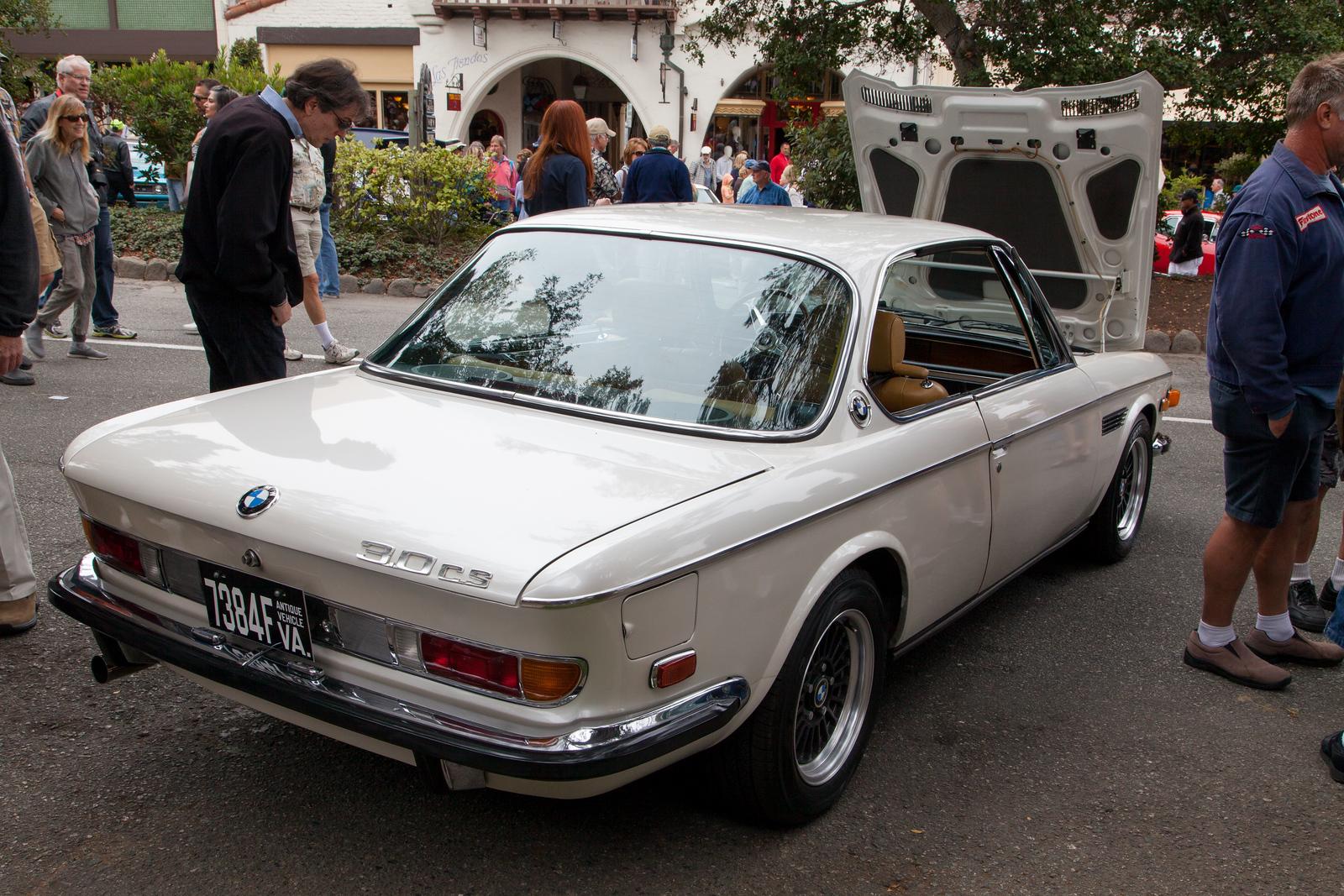Chris Ohmes - 1972 BMW 3.0 CS