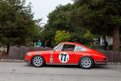 Phil Bagley-Porsche 911 S