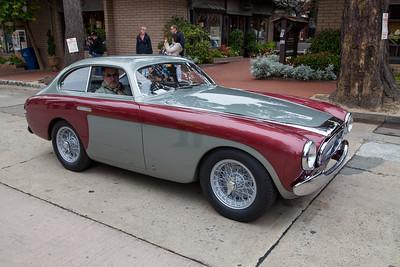 1950 Ferrari 195 S Inter Vignale Speciale Competizione