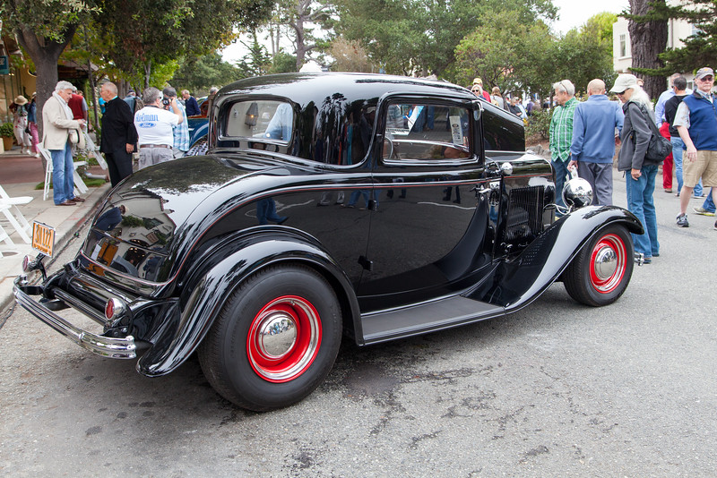 Al Engel - 1932 Ford 3-Window Coupe