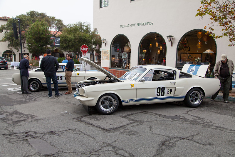Ford Shelby Mustang G.T.350