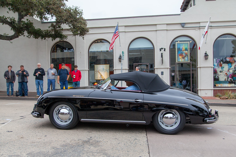 1955 Porsche356 Pre-A Speedster