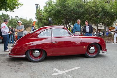 1951 Porsche356 Pre-A Split Window Coupe