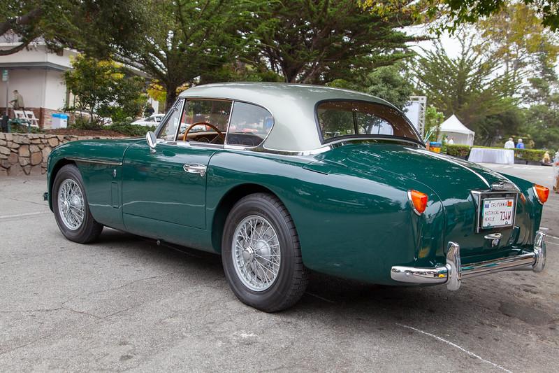 1957 Aston MartinDB2/4 Mark ll FHC