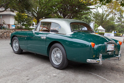 1957 Aston MartinDB2/4 Mark ll FHC