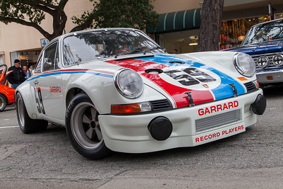 "1973 Porsche 911 Carrera RSR ""Garrard"", #59"