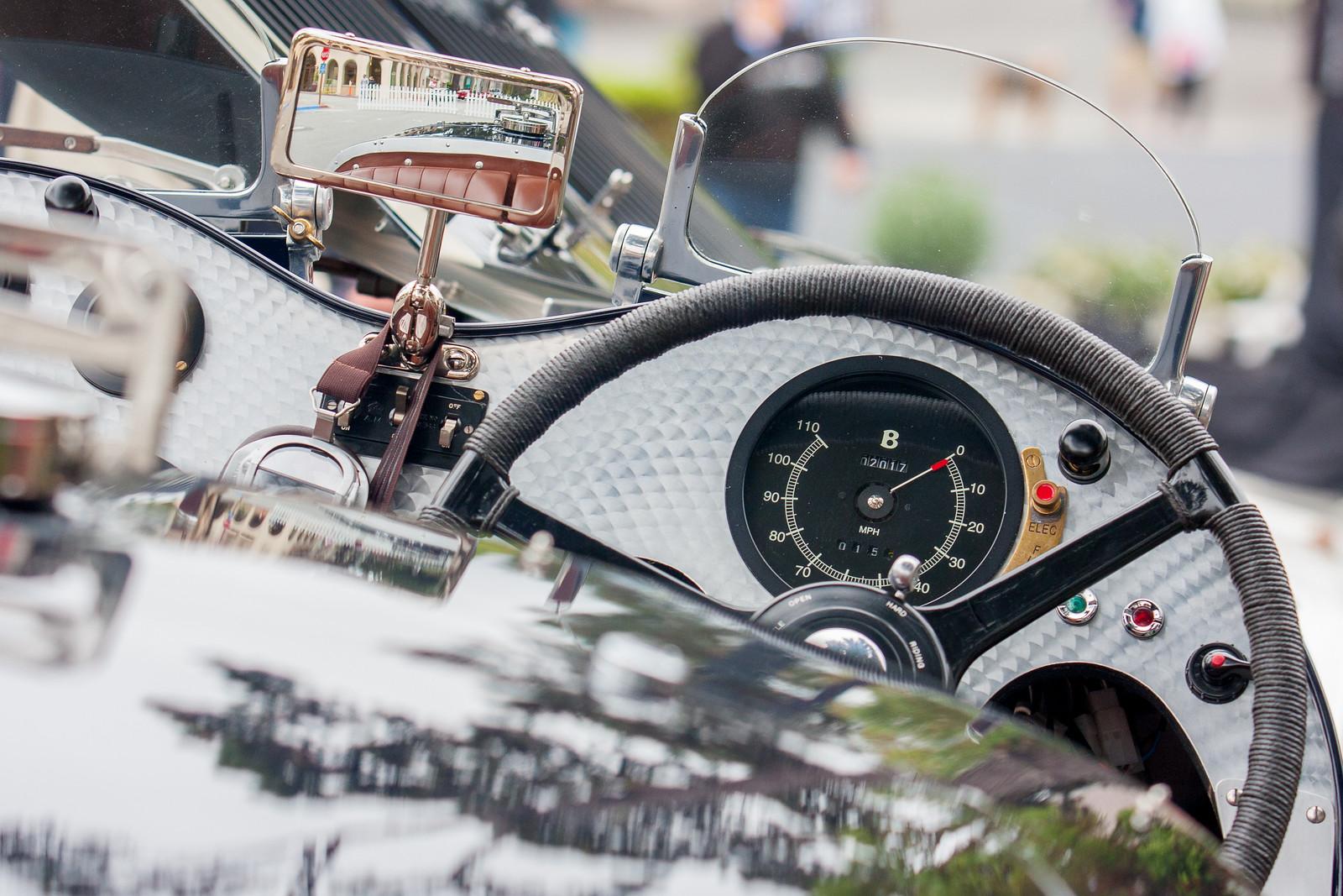 Bentley Mk6 (recreation)