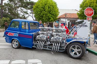 "1962 Ford ""Equadoline"" Econoline Truck"