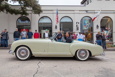 1953 Nash-HealeySports Roadster